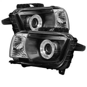 Dual Halo Projector Headlight